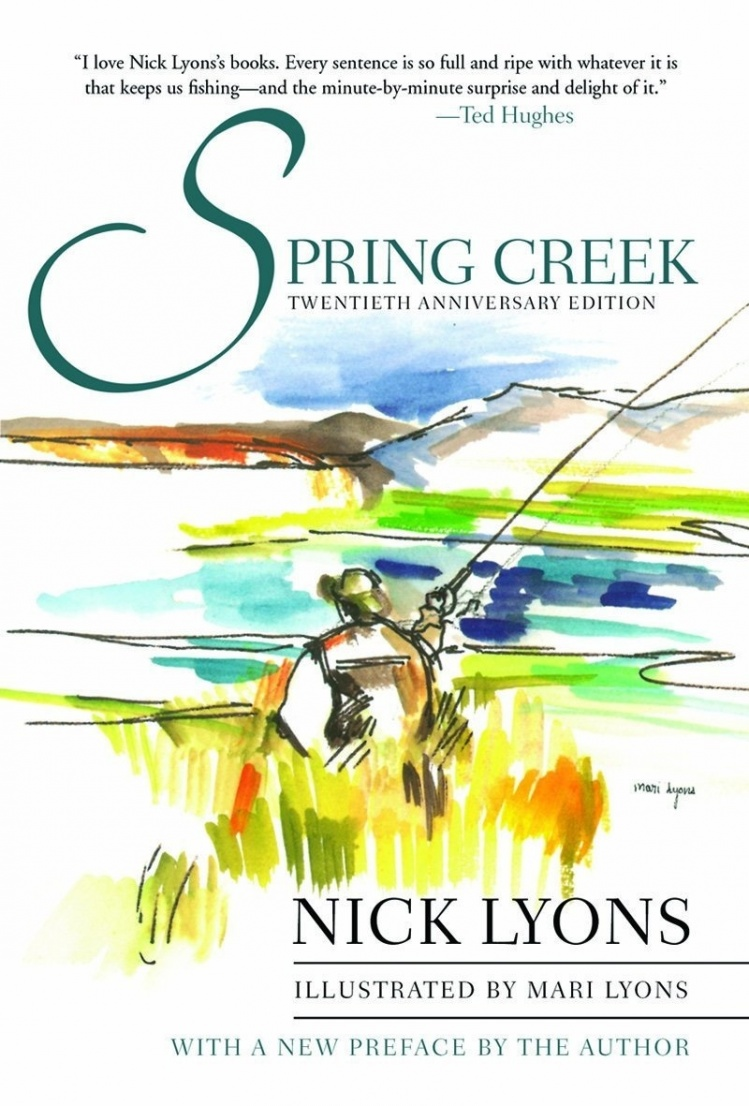 Interview with Nick Lyons
