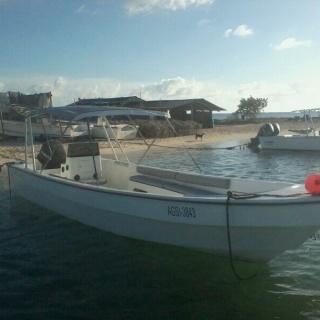Fishing pang boat