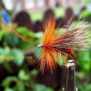 deer hair peter