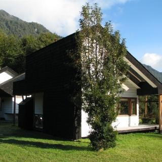 Yelcho en la Patagonia cabin