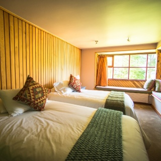 Bedrooms - Yelcho Lodge