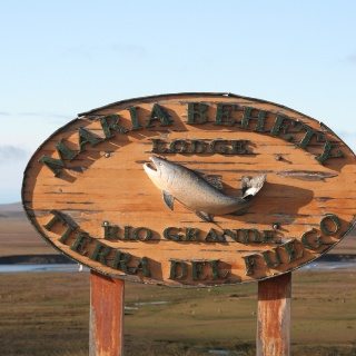 Estancia Marìa Behety fishing lodge - Rio Grande - Argentina