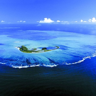 St François, Alphonse Island, Seychelles