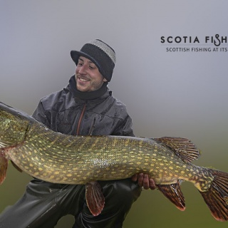 Mammoth Pike for head guide Callum Conner