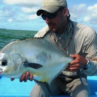 Mexican permit - Punta Allen