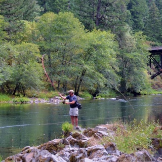 Spey Casting Instruction