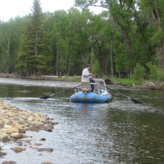 Encampment River