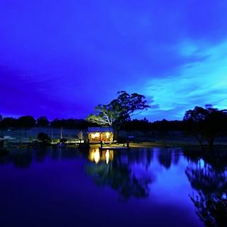 Moonbah Lake Hut