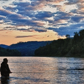 Restigouche River Lodge - Fly fishing Lodge | Fly dreamers