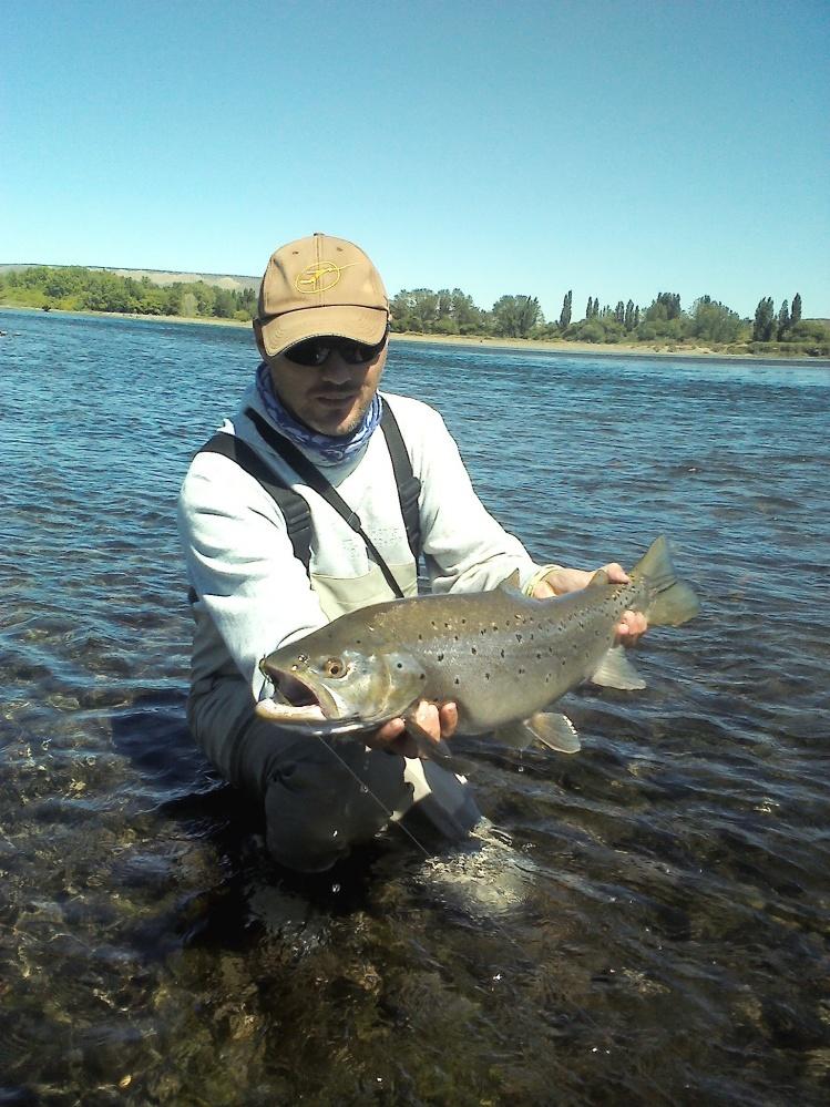 Limay River, Piedra del Aguila, Neuquen , Argentina