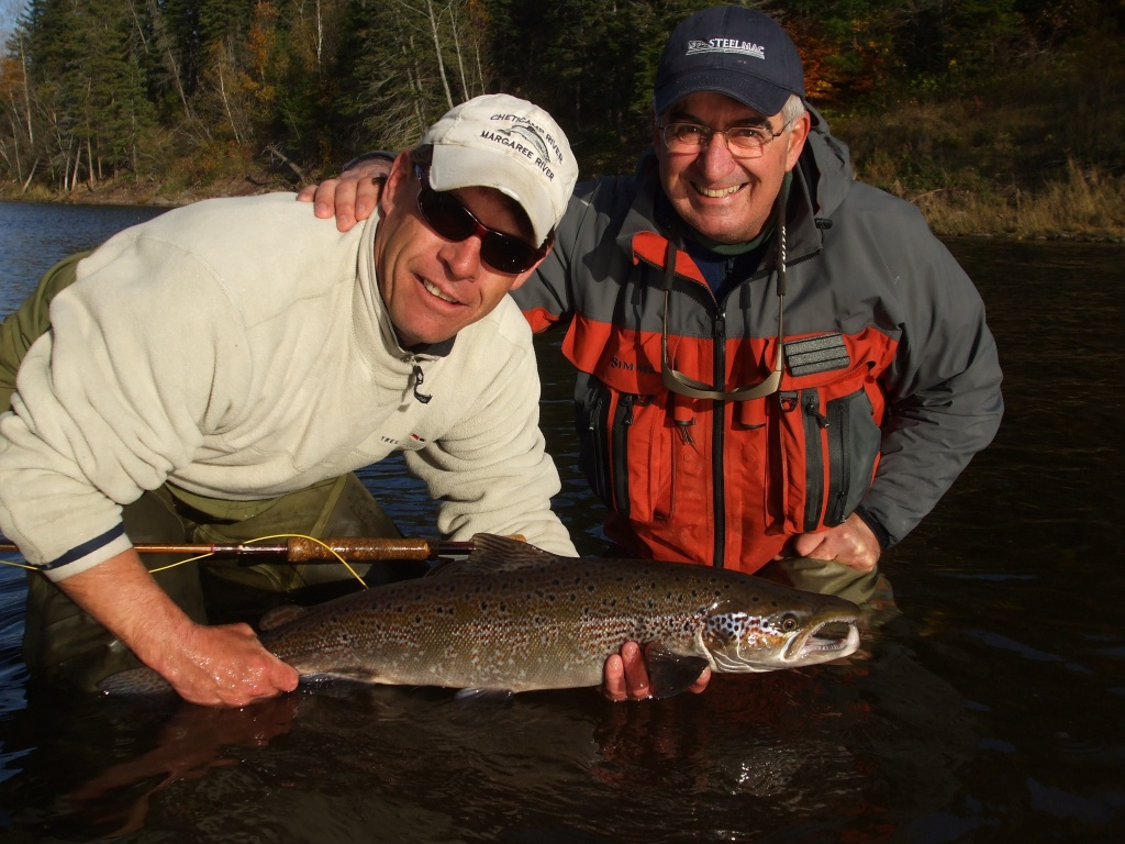 Robert Chiasson Fly Fishing Guide Fly Dreamers Directory