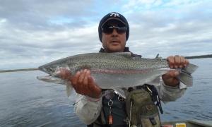 Bristol Bay, King Salmon, Alaska, United States