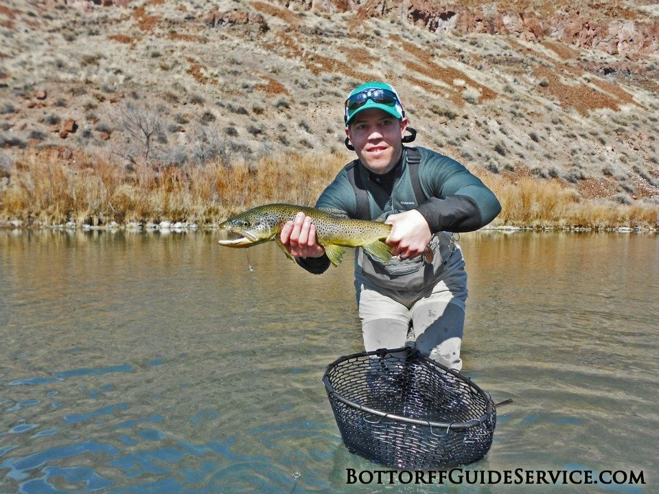 Bottorff guide service llc fly fishing outfitter fly for Fly fishing classes near me
