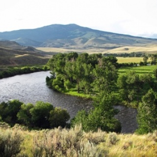 3.5 miles of Private access to the Big Hole River in Montana