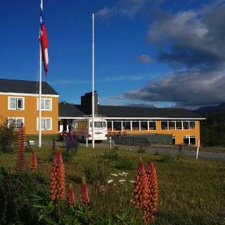 Lakutaia Lodge main house