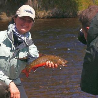 Lakutaia Lodge fly fishing - Chile