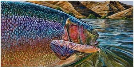 Interview with Angler & Artist Josh Udesen
