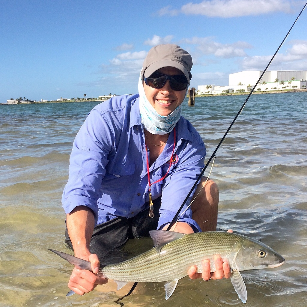 Hi tide fly fishing fly fishing guide fly dreamers for Fishing supplies honolulu