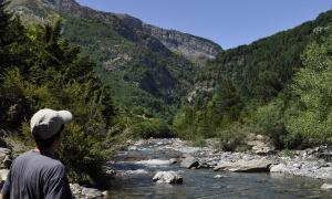 Aragon, Biescas, Aragon, Spain