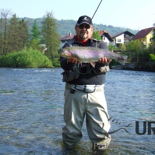 Fly fishing in Slovenia @ Urko Fishing Adventures More info: http://urkofishingadventures.weebly.com/