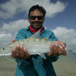 Bonefish Fly fishing - Ascension Bay Bonefish Club