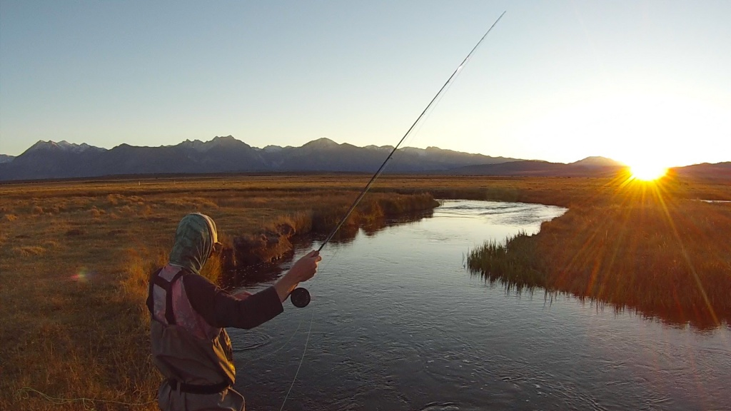 Terrence tinucci fly fishing guide fly tying instructor for Lake gregory fishing report