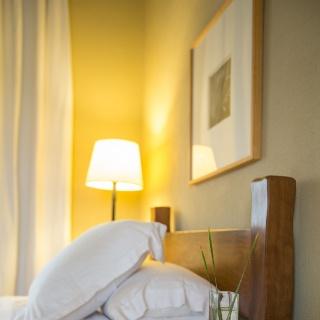 Pira Lodge bedroom