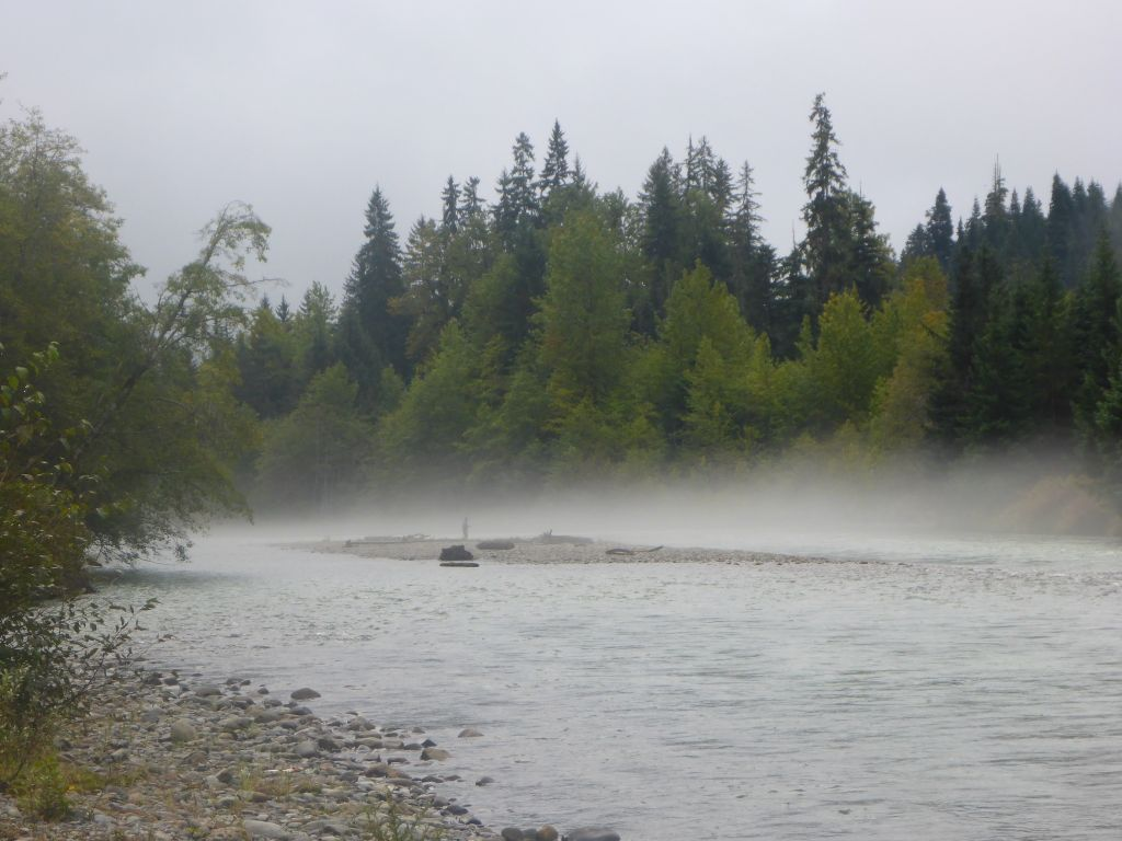 Deep creek lodge fly fishing lodge fly dreamers directory for Canada fishing lodges