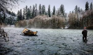 Rogue River, Shady Cove, Oregon, United States