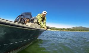 Lake Davis, Portola, Northern California, United States