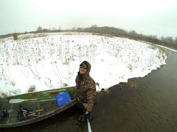winter streamer day