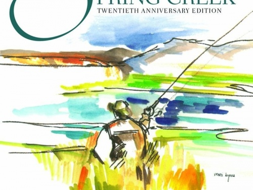 By Patricio Mac Allister.. Nick Lyons is one of the biggest names when it comes to fly fishing literature. In charge of The Lyons Press, he has published some of the most recognized books on the matter, working with legendary anglers like Lefty Kreh and S...