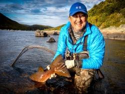 47lb Atlantic Salmon from the Litza-Kola Peninsula