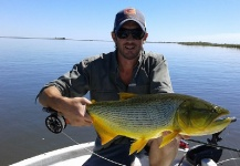 Golden <strong>Dorado</strong> Fly-fishing Situation – Lucas Matias De Zan shared this Pic in Fly dreamers
