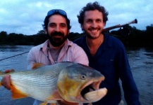 Pablo Nicolás Chapero 's Fly-fishing Photo of a Golden <strong>Dorado</strong> – Fly dreamers