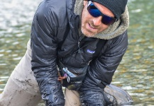 Fly-fishing Photo of Rainbow trout shared by AITUE PESCA CON MOSCA /CONSERVACION <strong>PATAGONIA</strong> – Fly dreamers