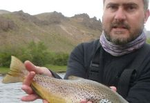 Fly-fishing Imageof German brown shared by Andres Facundo Olivieri – Fly dreamers