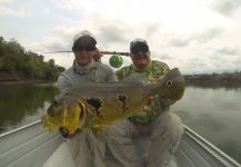 Fly-fishing Picture of <strong>Patagonia</strong> Bass shared by Roberto Véras – Fly dreamers