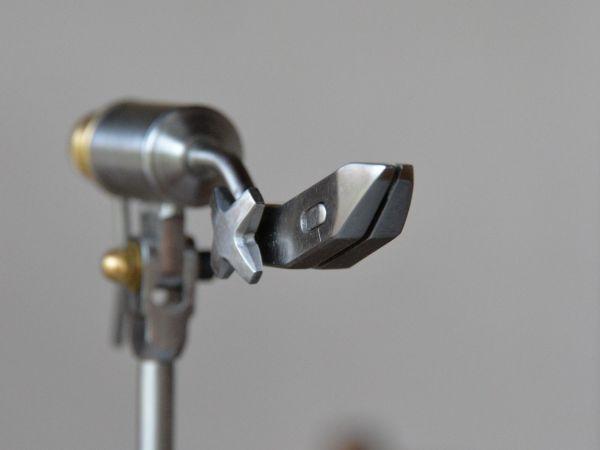 Morsa de atado rotativa hecha a mano