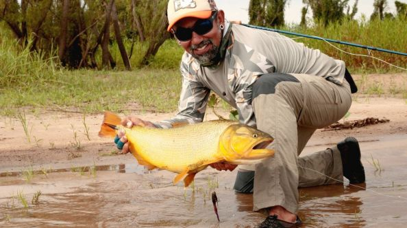 King of River!