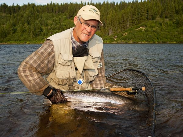 "Father's Day is fast approaching! Contact us at Big River Camps and ""Reel"" in an unforgetable angling adventure in Labrador, Canada!"