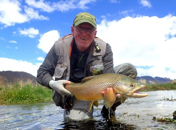 A beautiful backcountry brown from the 'land of the long white cloud'