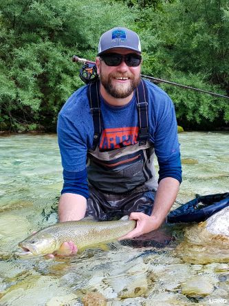 Finally, the long wait is over... Welcome to the 2019 fly fishing season in Slovenia