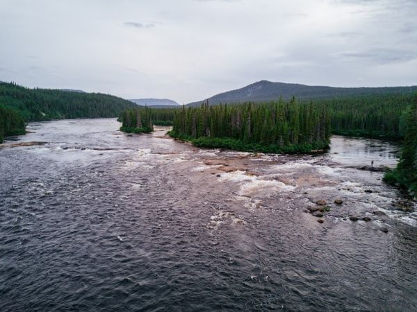 Big River Camps, Labrador - Canada