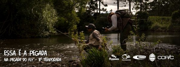 NA PEGADA DO FLY! #FishTV