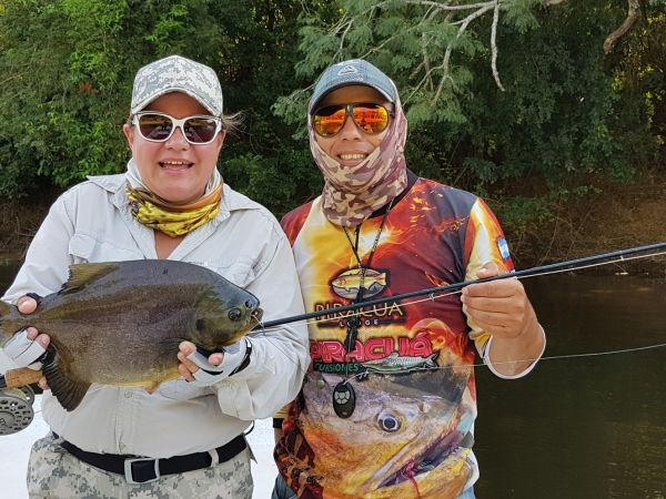 Vamos a pescar...!