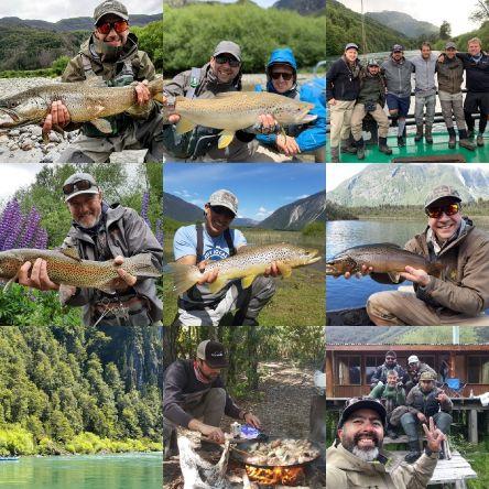 Happy New Year 2020 from Matapiojo Lodge Patagonia, Chile 🎆🚣♂️👍