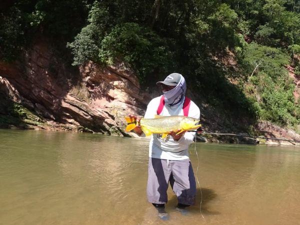 Fly Fishing Salta